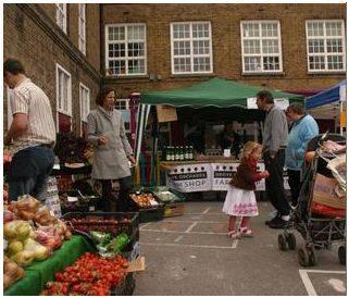 London Fields Farmers' Market Photo 1