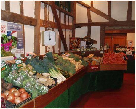 Calcott Hall Farm  Farm Shop's Photo 1